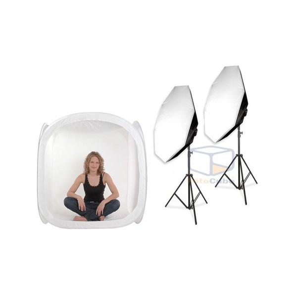 Produktfotografie mit FotoCube Lichtwürfel!