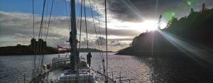 Mitsegeln und Kojencharter auf privaten Yachten